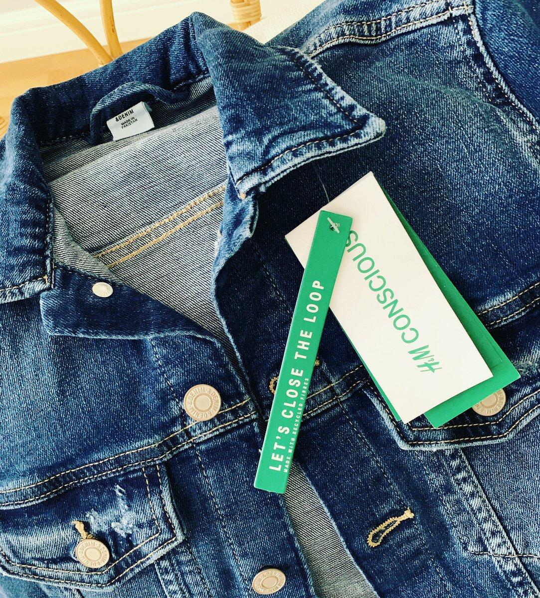 Let's close the loop! 🙋♀️💚🌎♻️ #hmconscious 👏👏👏 #HM #circular #recycled #fibres #smallsteps #bigimpact https://t.co/0GiUr8Irlh