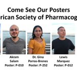 We're excited to be here at the @pharmacognosy meeting! Come by to chat with these awesome #QuaveLab members! They'll have posters up on Sunday & Monday :) #pharmacognosy #drugdiscovery #AMR #naturalproducts #research #phdchat #ethnobotany #medicinalplants #ASP2019mtg