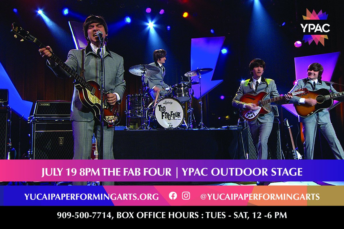 The Fab Four (@fabfourband)   Twitter