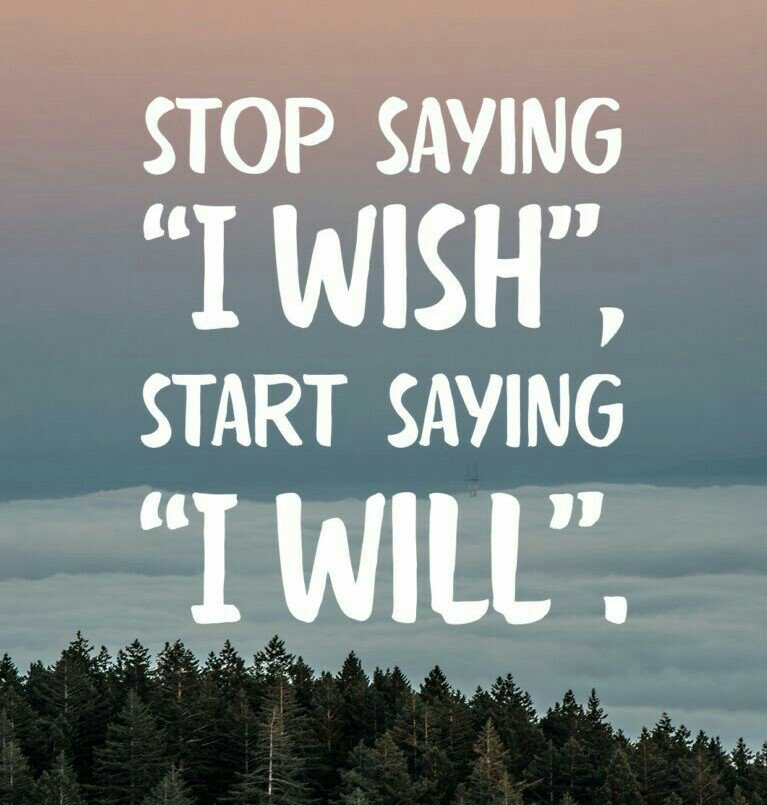 "Stop Saying "" I WISH"" Start Saying ""I WILL""  #LifeQuotes #positive  #LifeQuotes  #life<br>http://pic.twitter.com/hvoMQFdbYA"