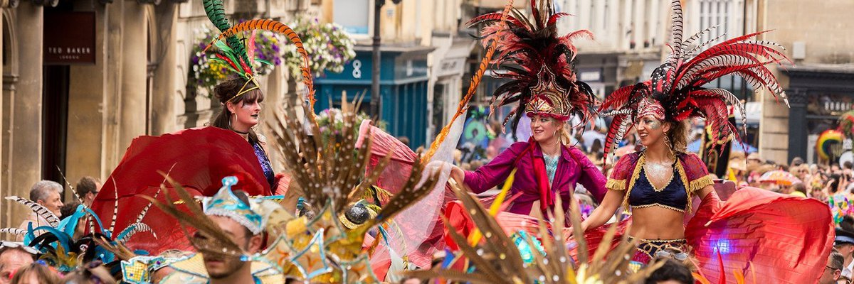 test Twitter Media - RT @BathCarnival: Enjoying #BathCarnival? 🎪🤹‍♀️  PLEASE Donate & keep Carnival alive 🤩🥳😍   https://t.co/QpjvjBP9Ou https://t.co/fd24wGmY0x