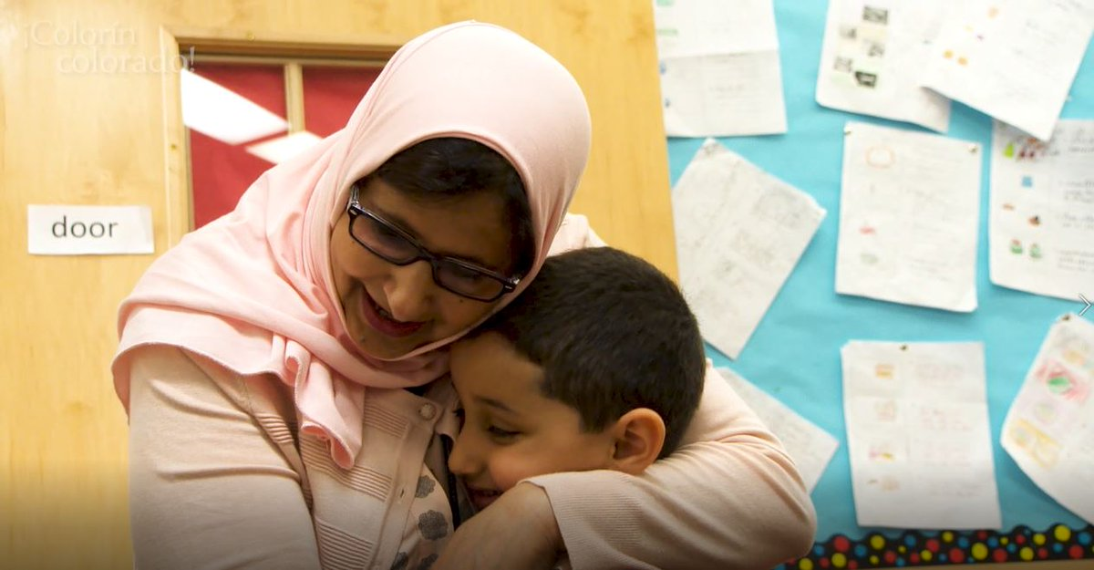 Looking forward to sharing a preview of our new film on newcomer immigrants in Dearborn, MI at #TEACH19 today! https://www.colorincolorado.org/dearborn #DearbornWelcome #ellchat