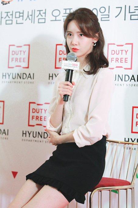 [PHOTO] 190208 Yoona - Hyundai Duty free Anniversary Event D_XJAqBU4AAGOK6?format=jpg&name=small
