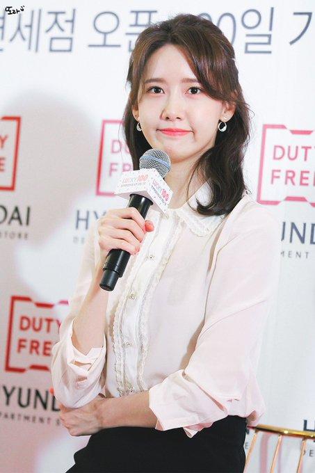 [PHOTO] 190208 Yoona - Hyundai Duty free Anniversary Event D_XJAqBUEAAQKbA?format=jpg&name=small