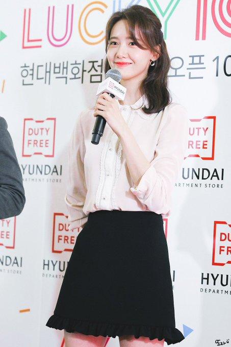 [PHOTO] 190208 Yoona - Hyundai Duty free Anniversary Event D_XJVzNUEAAbat6?format=jpg&name=small