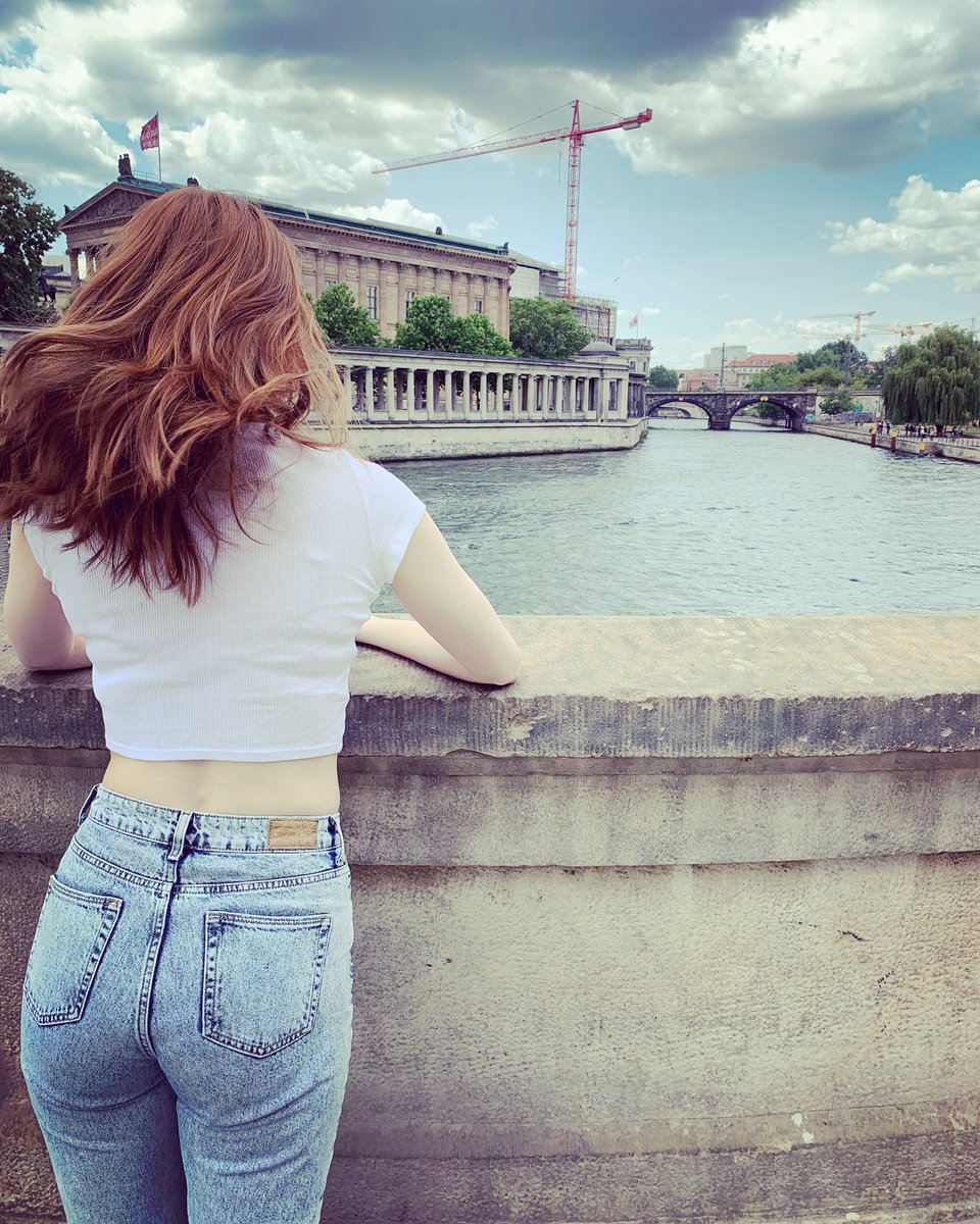 A day off in jeans in Berlin