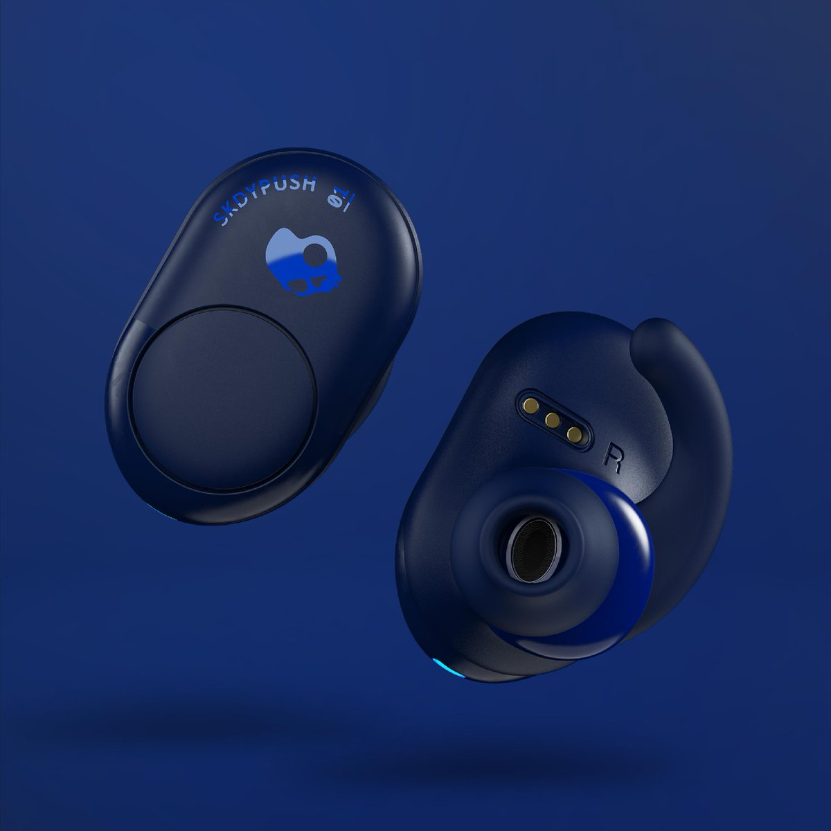 74e4ce149dc We've just released 2 new colors for Push True Wireless, Dark Grey and  Indigo. Don't sleep on these. Get yours now: http://bit.ly/Push-True-Wireless  … ...