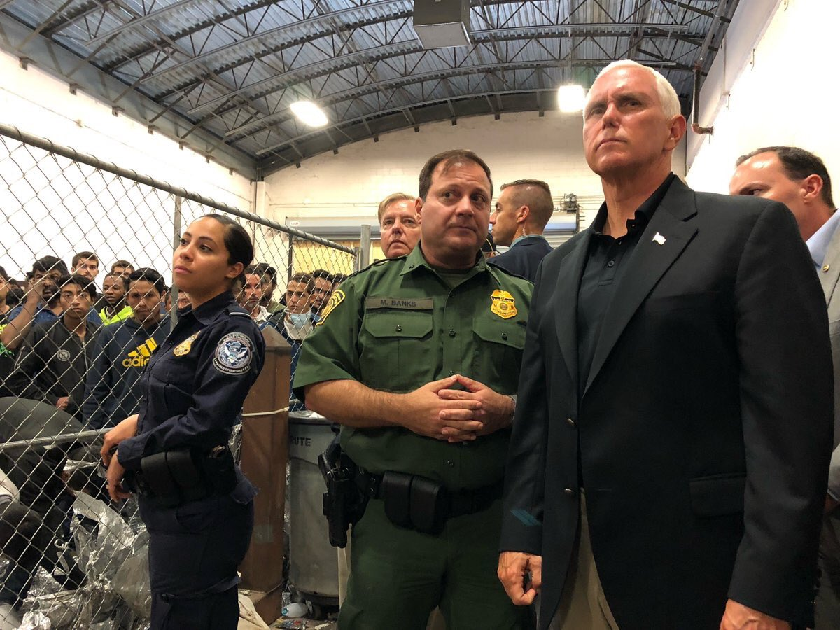 Mike Pence is a fake Christian.