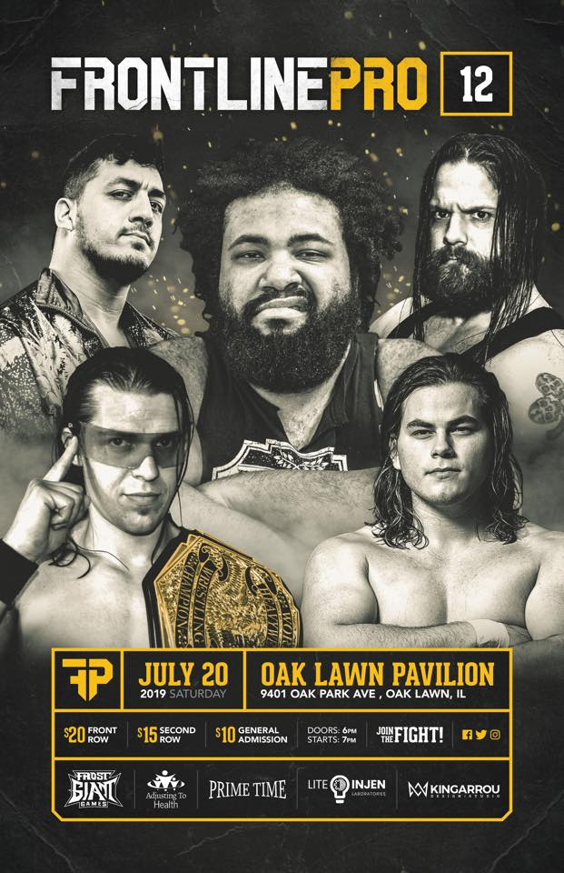 Next Saturday we make our Illinois debut at the Oak Lawn Pavilion in Oak Lawn.   #JoinTheFight <br>http://pic.twitter.com/WaK8ikF2rR