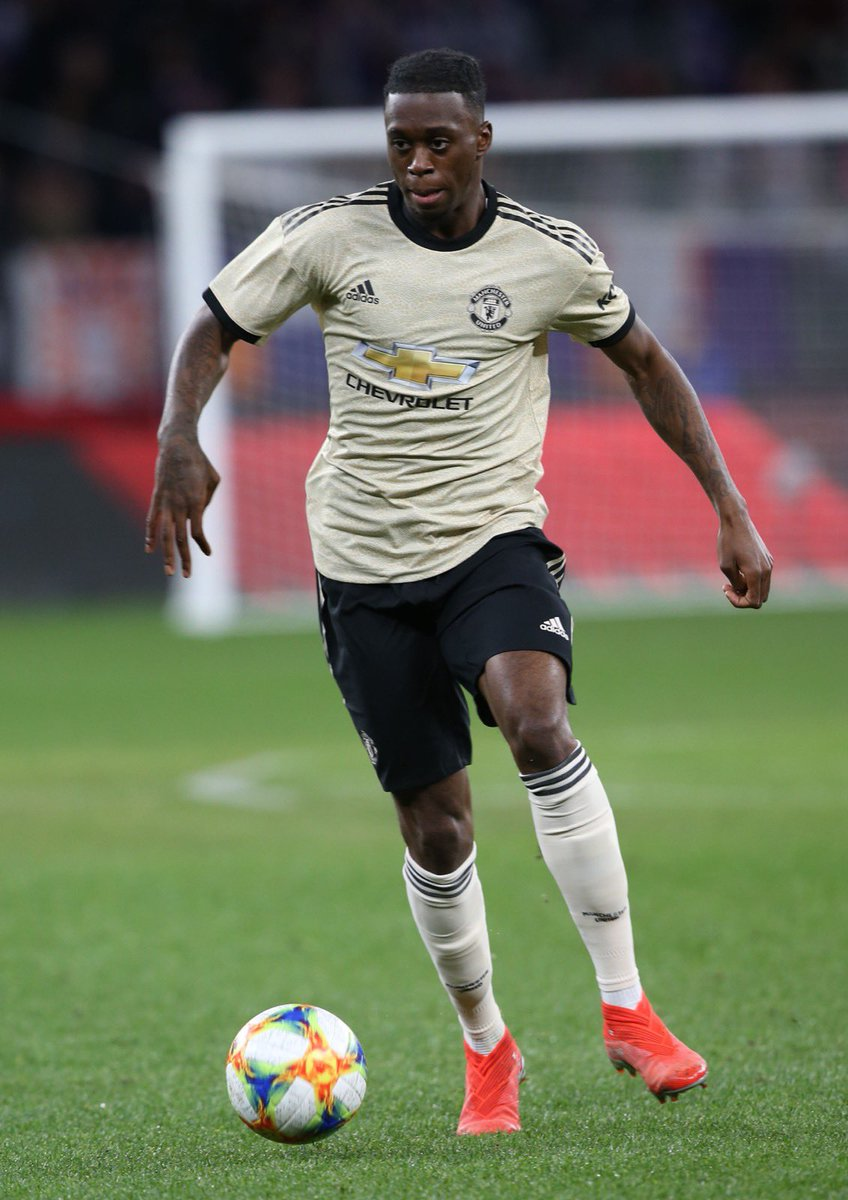 Great to get game time under my belt 🔴🕸 #MUFC