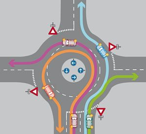 ¿Cómo se debe #circular por una rotonda?  https://t.co/k2oU0otklb https://t.co/wbPWmGuznB