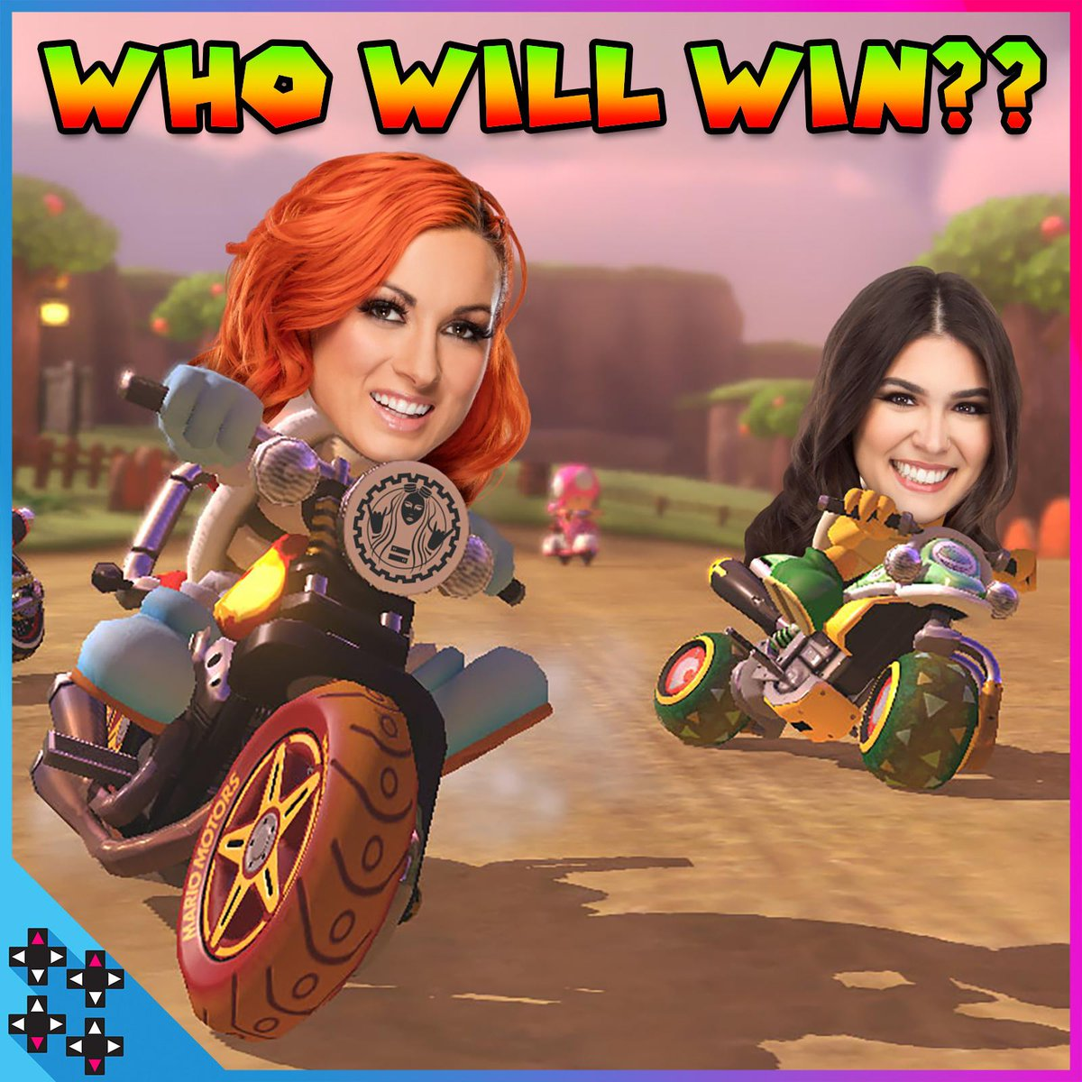 No road is safe when #TheMan, @BeckyLynchWWE comes around! #UUDD2MIL #UUDD  https://www.youtube.com/watch?v=D_eZk7OoZog&feature=youtu.be&sf215688638=1…