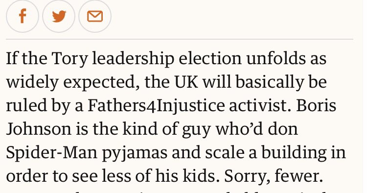 As a big fan of a less/fewer joke, this from @MarinaHyde is first class gold standard and shall never be beaten.