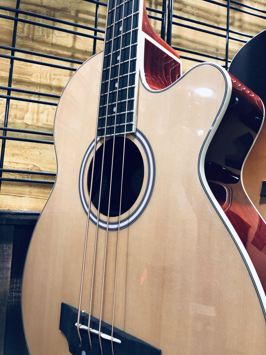 Watch any episode of the classic #MTVUnplugged show & the #bass being played is most likely a #Washburn. Those artists as well as today's top performers choose Washburn because of the style, quality, tone & playability of their #acousticbasses. Come & try one today. #wearemusic <br>http://pic.twitter.com/xMsWfsTUvI