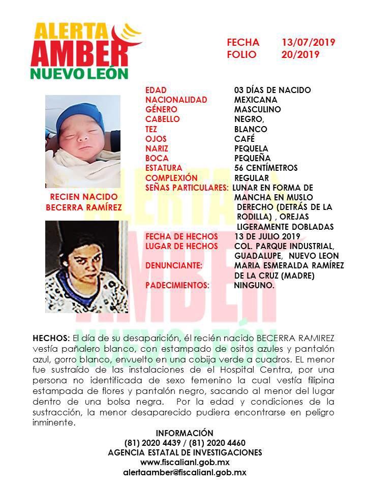RT @victormtzlucio: Urge difundir, más información en @telediariomty https://t.co/a6ouBIEeg8