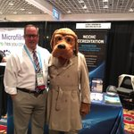 Image for the Tweet beginning: @McGruffatNCPC stopped by to say