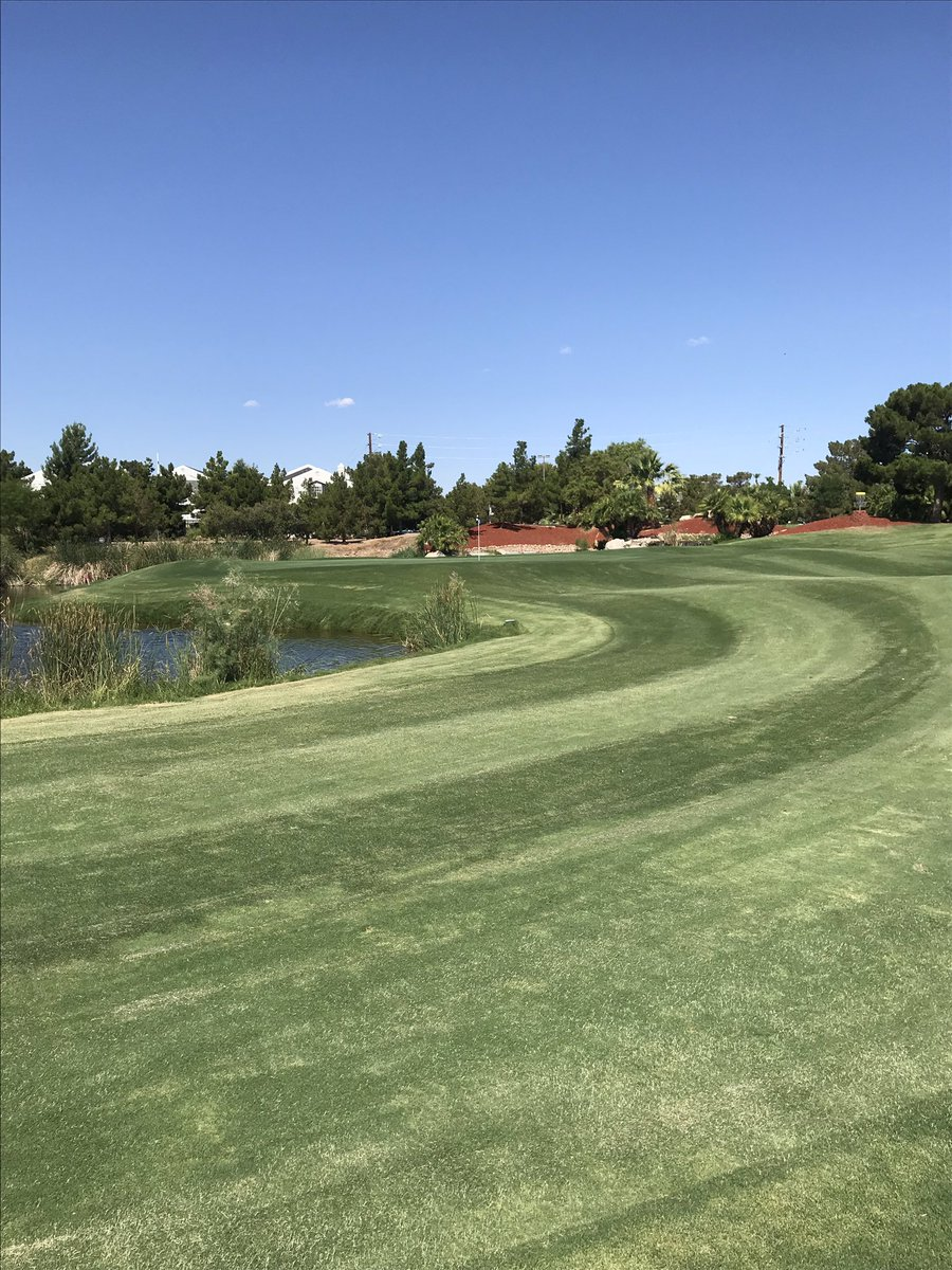 Hey, Buddy-@Darden96! We appreciate you and your crew so much. Thanks to all the hard working staff @WildhorseGCLV and #EliteGolfManagement who work out in the #vegasheat to bring you #greatgolf at #great prices! #stayhydrated #keepcool #heatindex