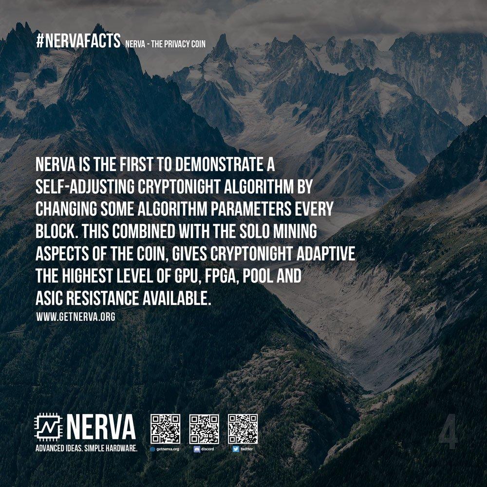 Nerva (@NervaCurrency) | Twitter