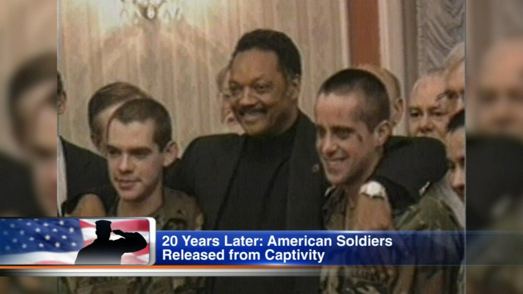 American soldiers held captive in Balkans 20 years ago reunite with Rev. Jesse Jackson in Chicago abc7chicago.com/5391529/?ex_ci…