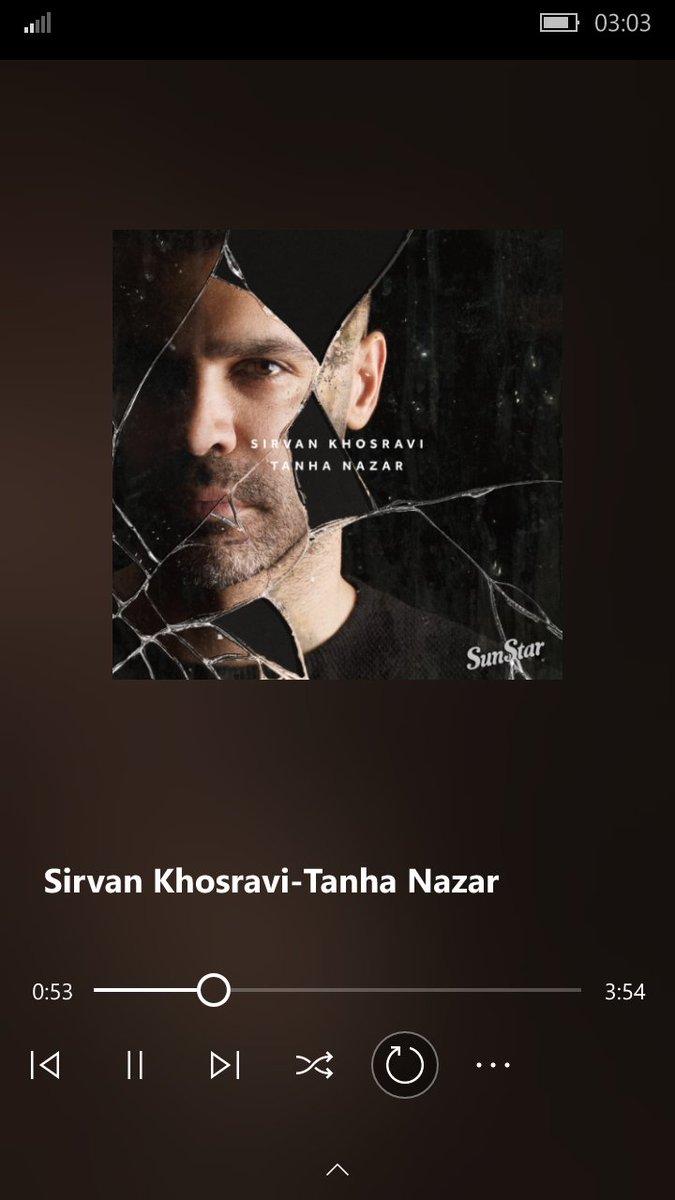 تنها نذار ، این دیوونه روخالی نکن ، تو این خونه رووقتی نیستی ، واسه کی بخونمتو نباشی ، واسه چی بمونم@sirvan_khosravi #sirvan #sirvankhosravi #tanhanazar