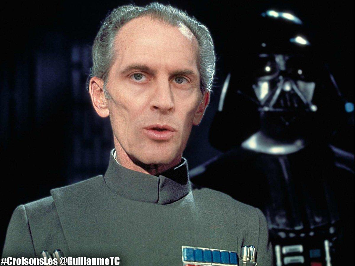 Emmanuel Macron annonce la création d'un commandement militaire de l'espace. #CroisonsLes 😜