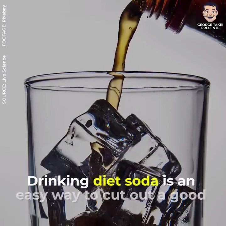 What do you think about this, friends? Do you drink diet soda?