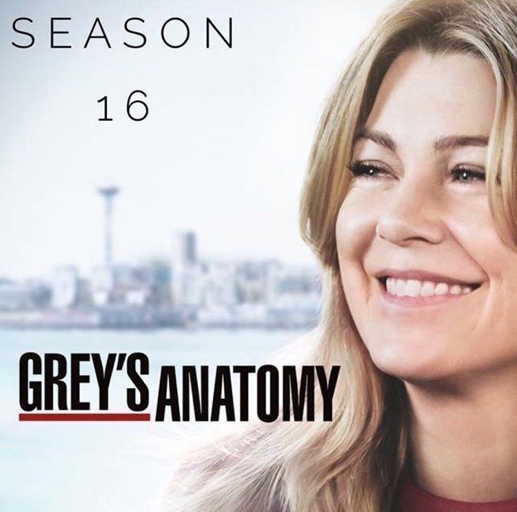 September 26, Are you ready? #GreysAnatomy
