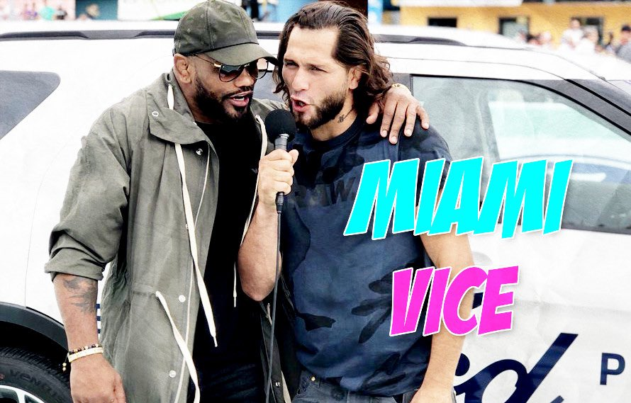 Are @GamebredFighter & @YoelRomeroMMA the best duo in MMA ? They've definitely got our backing