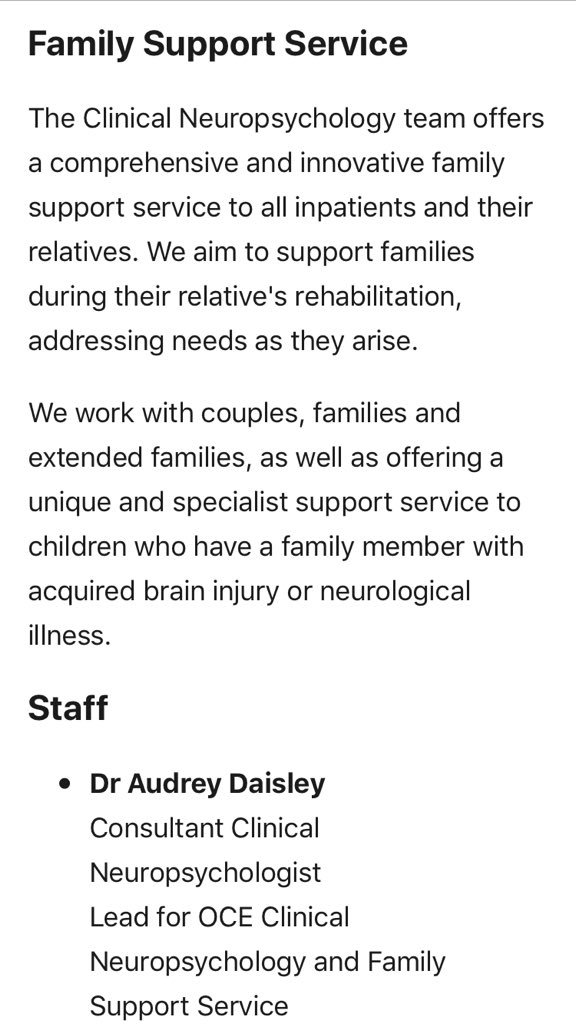 wondering if my husband & I lived in Oxford when he suffered his #braininjury how different our journey might have been! How many regions have this service after #ABI??How many realise that this service could literally save lives!? Attend the @AT_Conference in Oxford to learn!<br>http://pic.twitter.com/OVPxRUQtRd