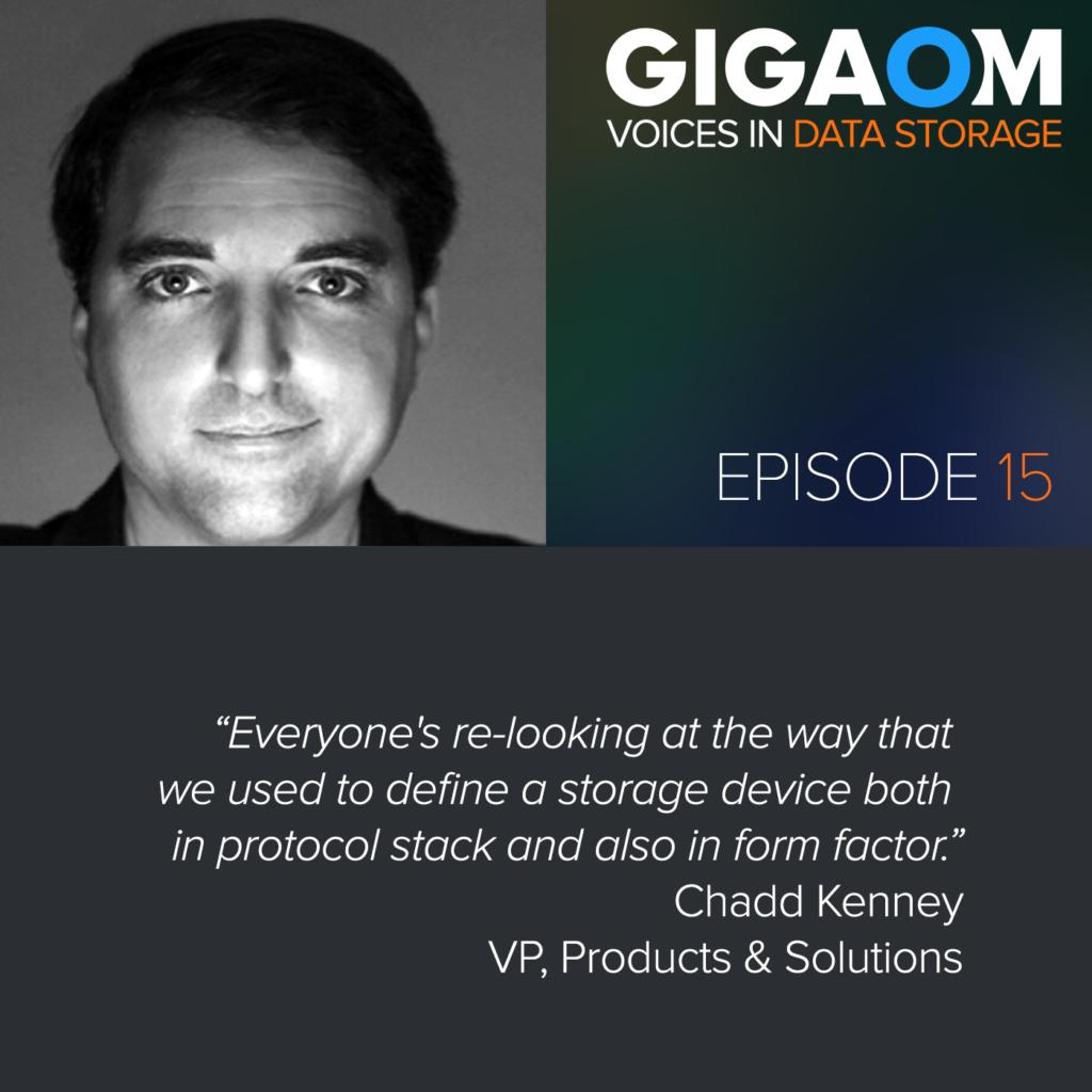 .@esignoretti discusses #NVMe and why it is so important to the storage industry with @PureStorage VP of products @ChaddKenney. @gigaom bit.ly/2G9K2z6