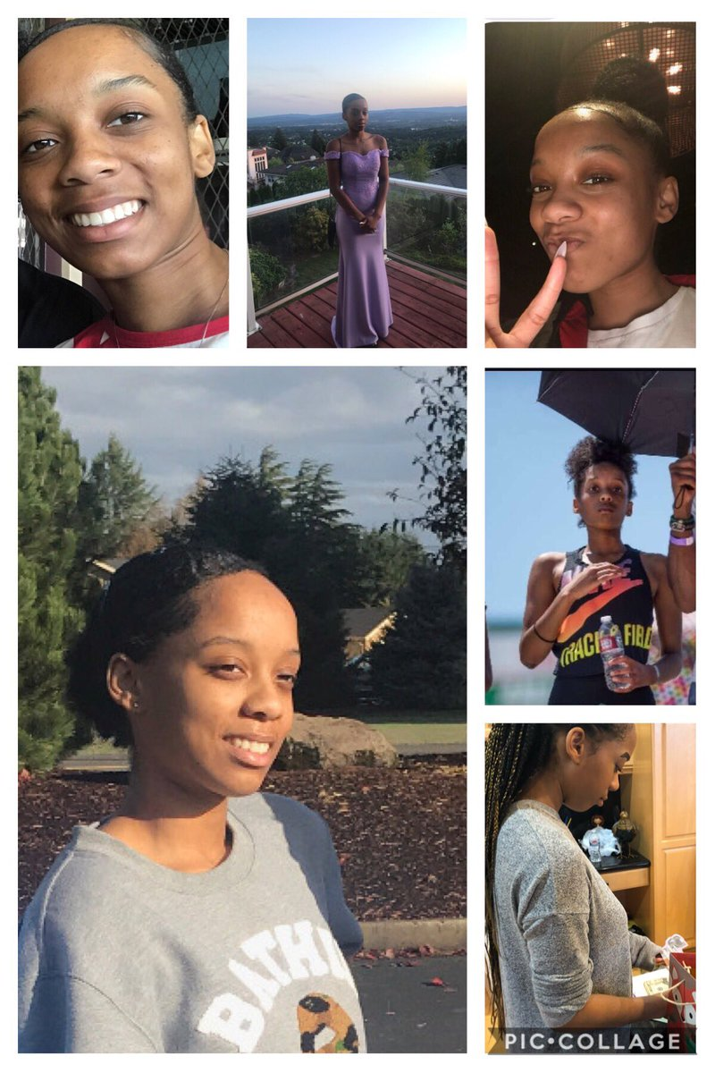 PORTLAND PLEASE HELP US FIND  NYA BLISS WILSON  She was last seen Thursday eve between 8-8:30pm at Kenton Park in North Portland. She was wearing a tan tank and blue jeans.  Please reach Carmen or Ric at 240 636 8237 with any information at all.    *PLS RETWEET* #NyaBlissWilson