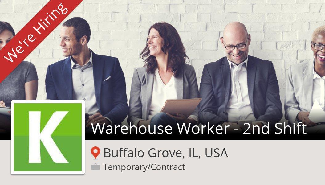 #KellyServices is hiring a Warehouse #Worker - 2nd #Shift, apply now! (#BuffaloGrove) #job https://t.co/Ibr8Z3H1da https://t.co/lQR0Oceynf