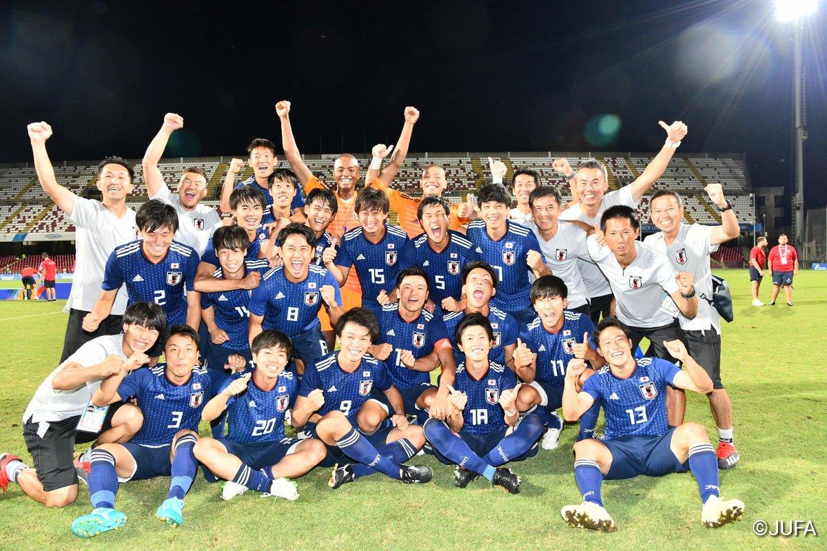 【サッカー】ユニバーシアード優勝! 上田がハットトリック