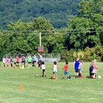 Image for the Tweet beginning: Soccer Day Camp
