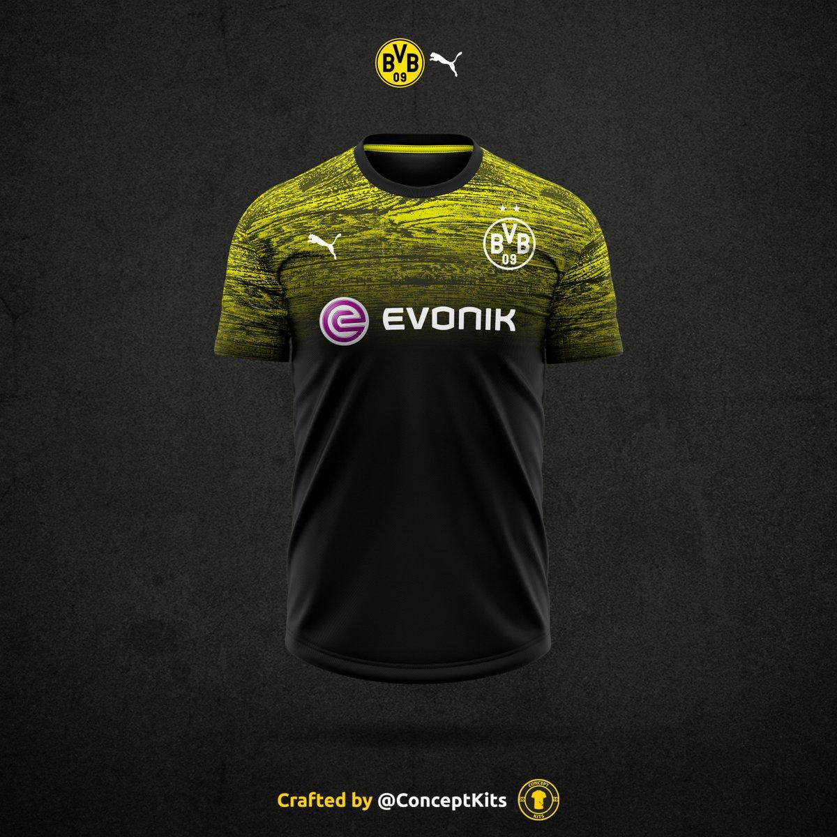 Twitter À¤ªà¤° Concept Kits Borussia 09 E V Dortmund Away Kit Concept For The 2020 21 Season Bvb Borussia Borussiadortmund Dortmund Bvb09 Puma Bundesliga Kitdesign Https T Co F7cf7ahyzy