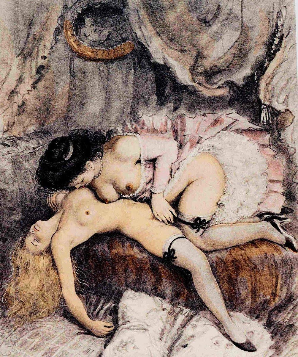 Nude Of Symba Painting By Sarita Nanni