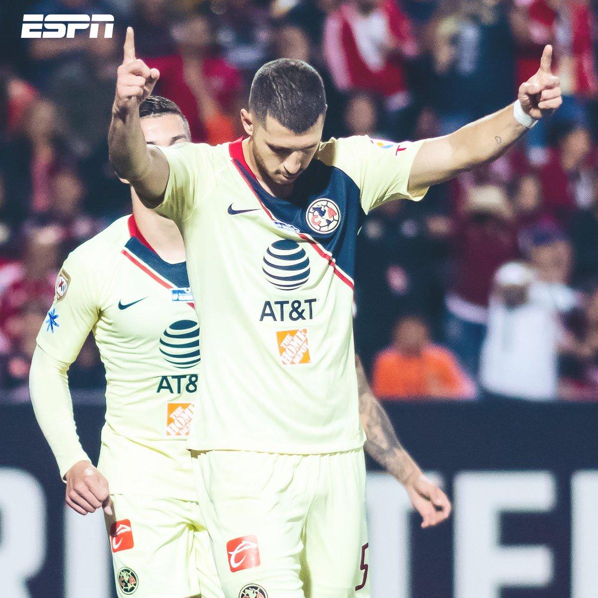 @ESPNmx's photo on Guido Rodríguez