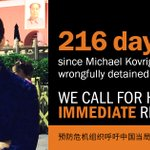 Image for the Tweet beginning: China has been arbitrarily detaining
