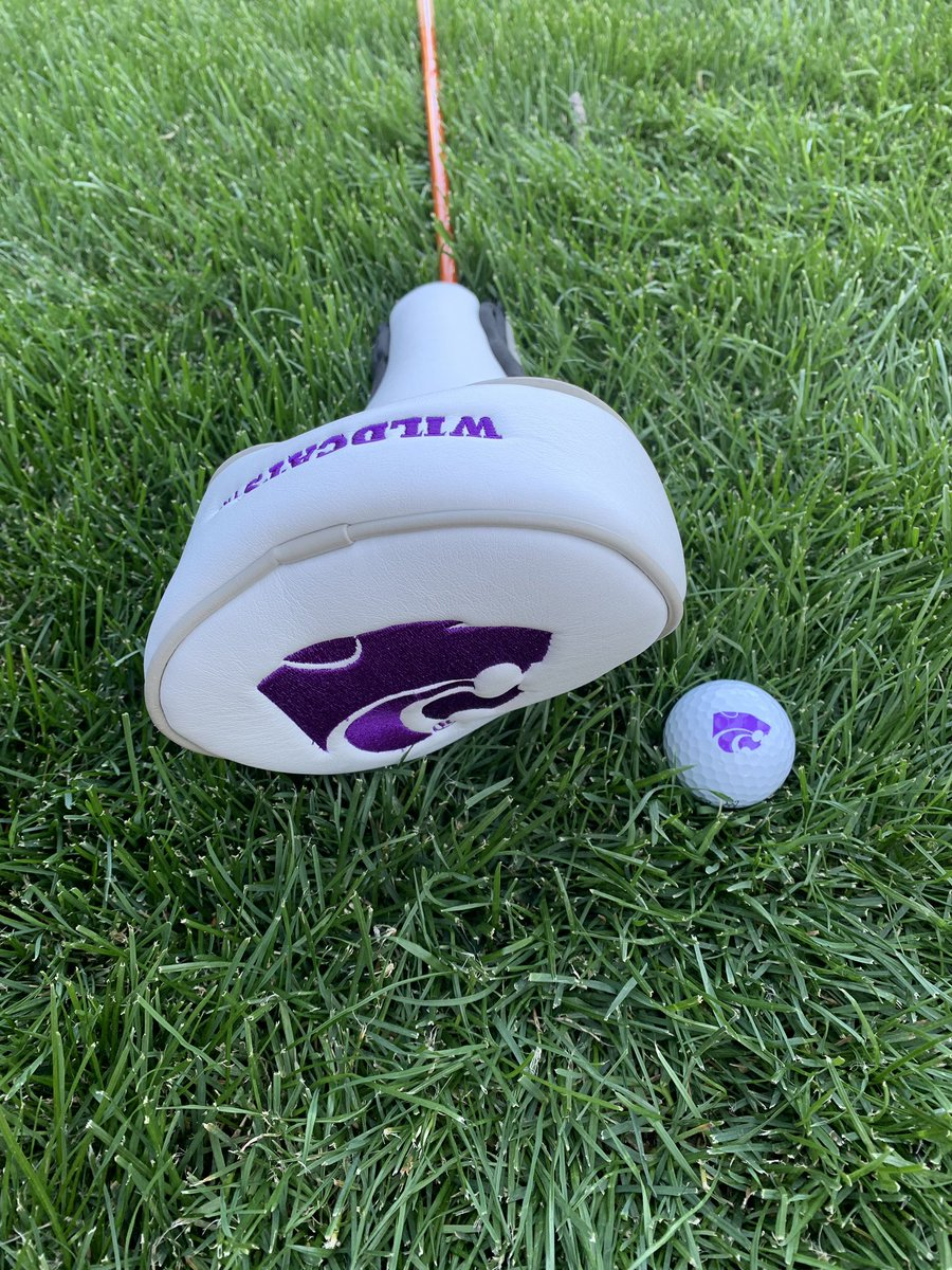 Representing the Wildcats during Round 2 of the American Century Championship. #ACCGolf #improvement https://t.co/kx0DnHG7s3
