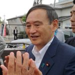 菅義偉(自由民主党)のインスタグラム