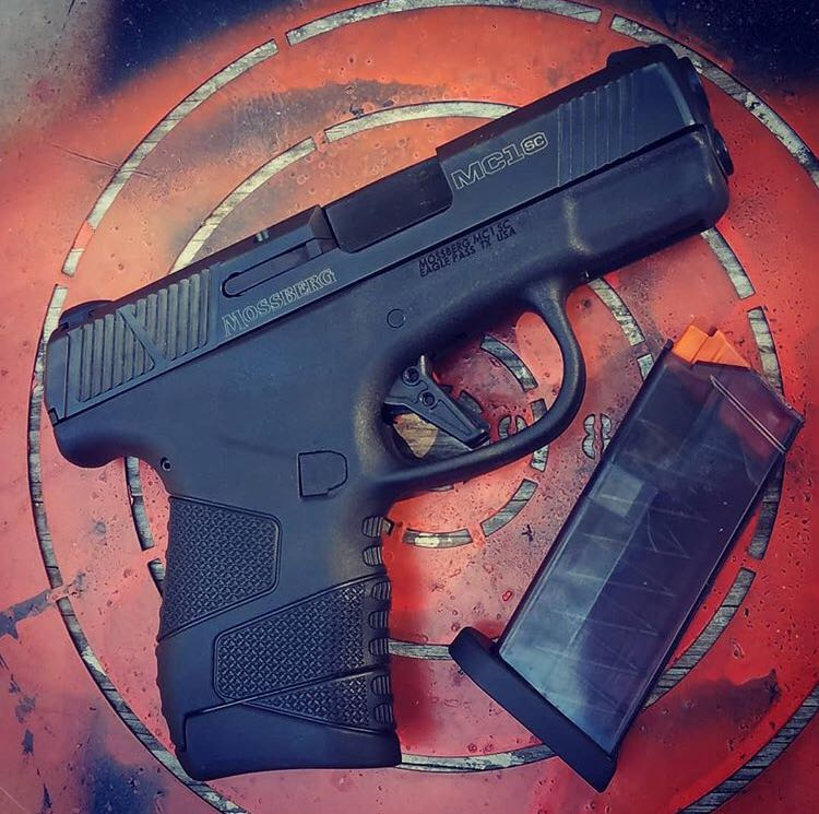 Are you armed with the MC1 today? #Mossberg #ArmYourself