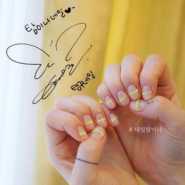 [TỔNG HỢP] Taeyeon's nails <3 D_Zfn6wU8AAQ_ia?format=jpg&name=360x360
