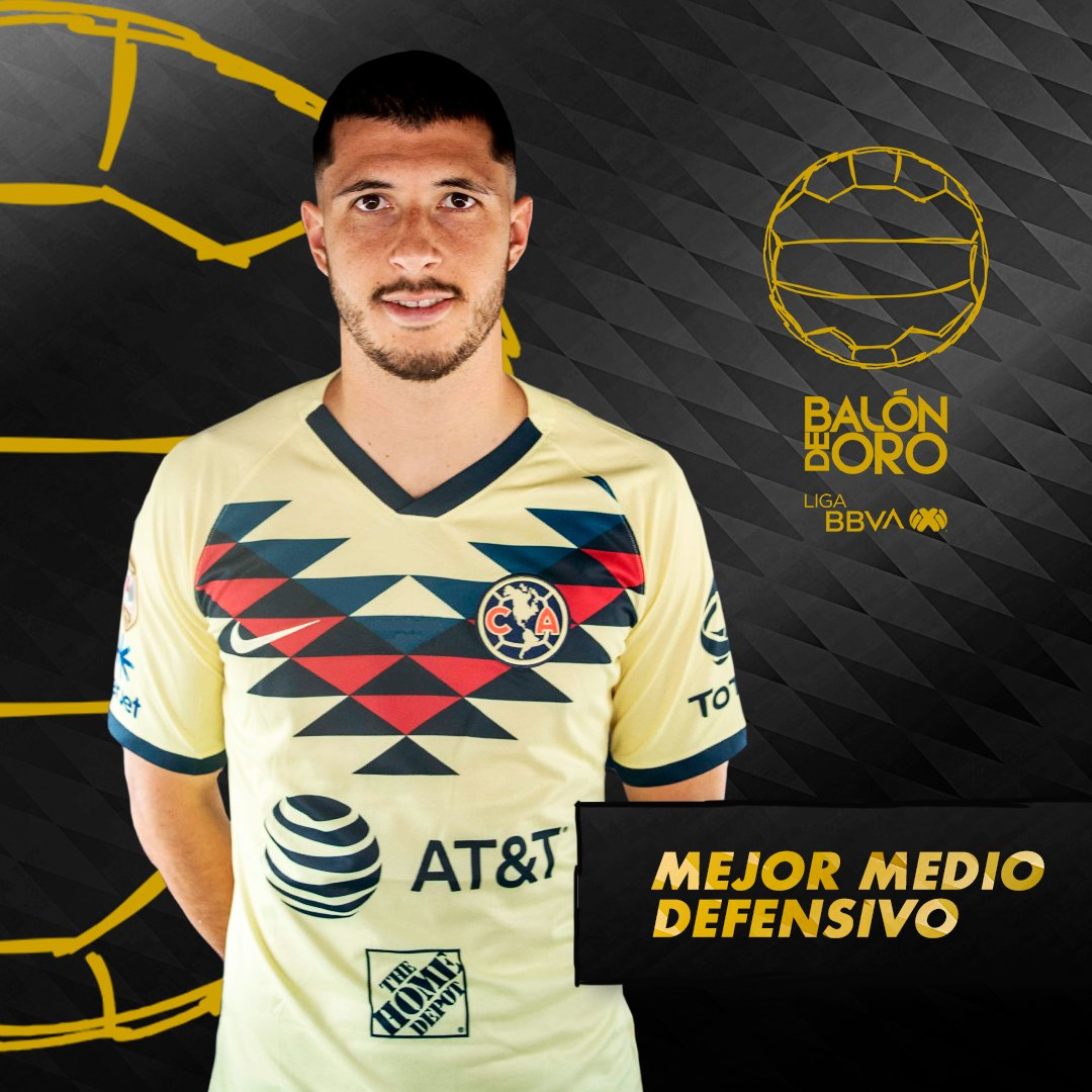 @ClubAmerica's photo on Guido Rodríguez