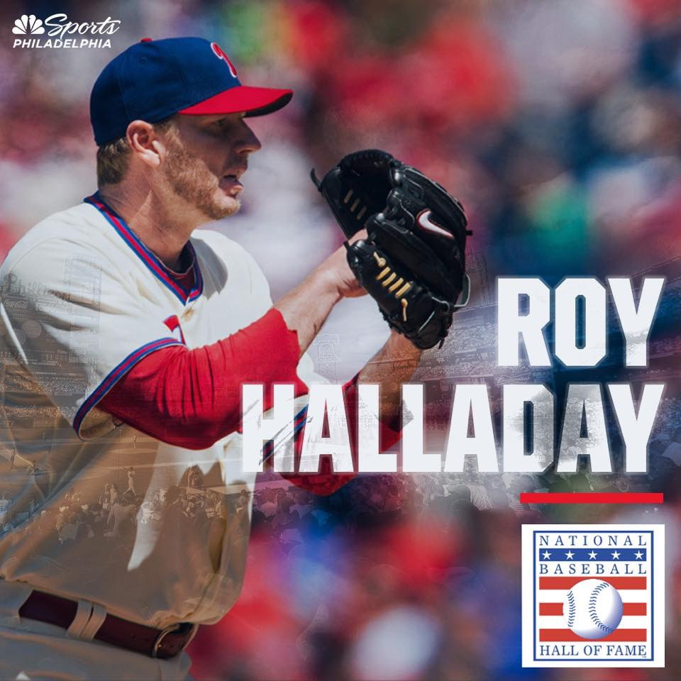 @NBCSPhilly's photo on Roy Halladay