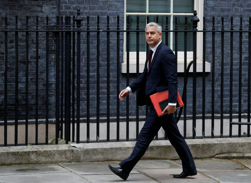 Britain's new PM must focus on getting small firms ready for no deal - Brexit minister https://reut.rs/2JJZzrL