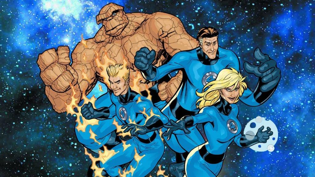 #Marvel has confirmed that a new #FantasticFour film is now in development. All the details from #SDCC: https://trib.al/LnUYgWZ