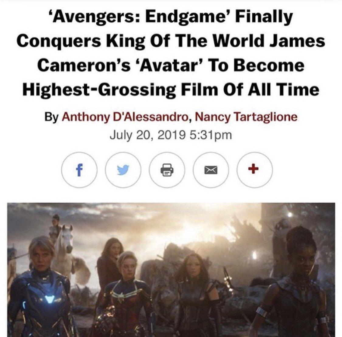 @karengillan's photo on #AvengersEngame