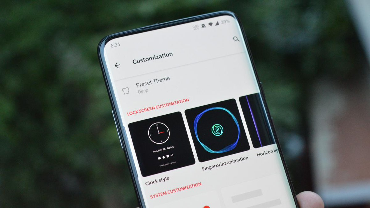 Oxygen OS Android Q DP3 New Features & Customization added by Oneplus🔥🔥#AndroidQ#Oneplushttps://youtu.be/1hwmd8KX4JE