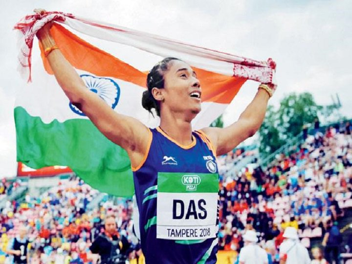 Loving the way you have been running in the European circuit over the last 19 days. Your hunger to win and perseverance is an inspiration for the youth. Congrats on your 5 🥇 Medals! All the best for the future races, @HimaDas8. https://t.co/kaVdsB1AjZ