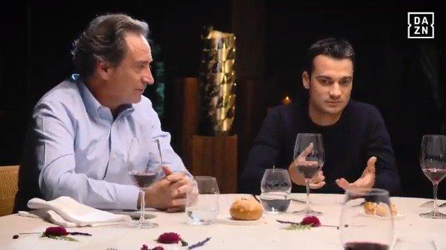 """🎙 """"Valentino Rossi está en una situación complicada. Dijo que iba a cumplir sus dos años de contrato, pero una cosa es decir... y otra cosa es sufrir"""".  'La cena de los campeones', completa en #DAZN ➡ https://watch.dazn.com/es-ES/sports/"""